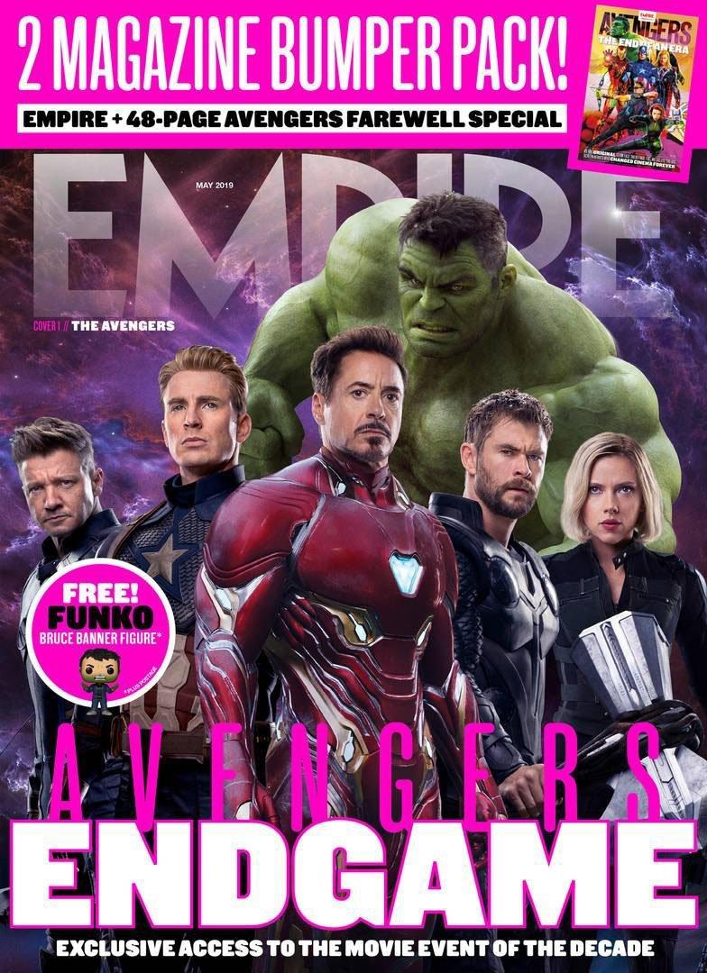 Avengers Endgame, Empire