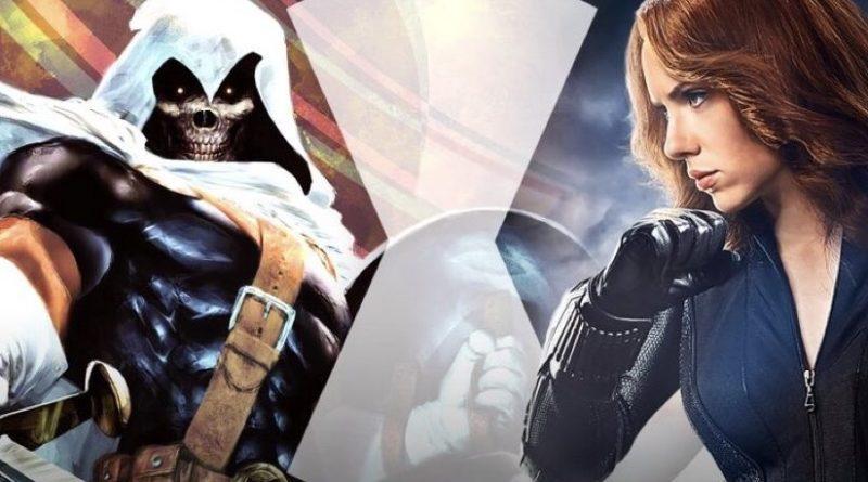 Black Widow, Taskmaster