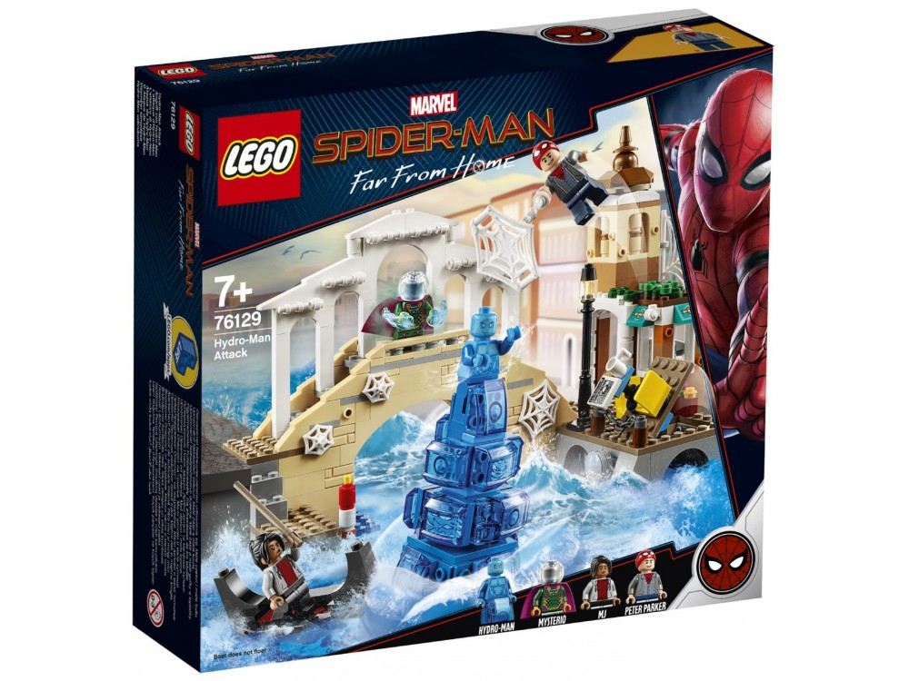 Spider-Man Far From Home, LEGO