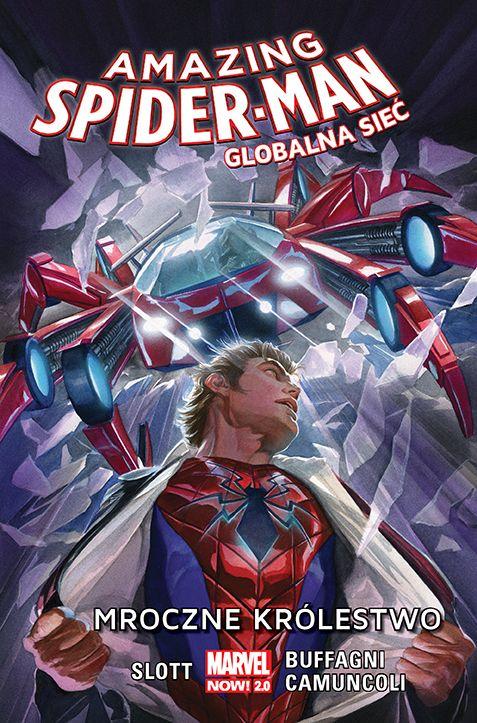 """""""Amazing Spider-Man: Globalna sieć. Mroczne królestwo"""" (Tom 2) – Recenzja"""