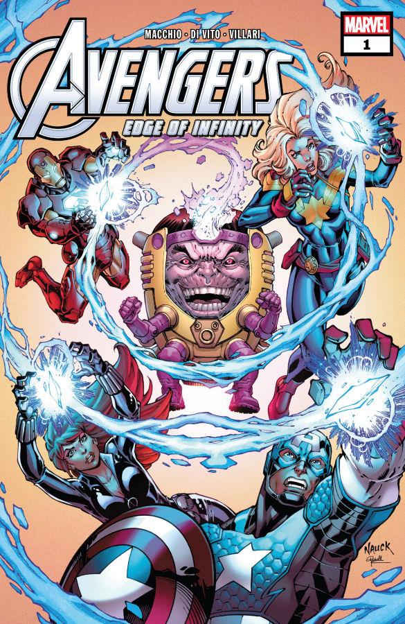Avengers Edge Of Infinity