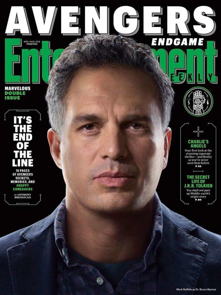 Avengers Endgame, Entertainment Weekly