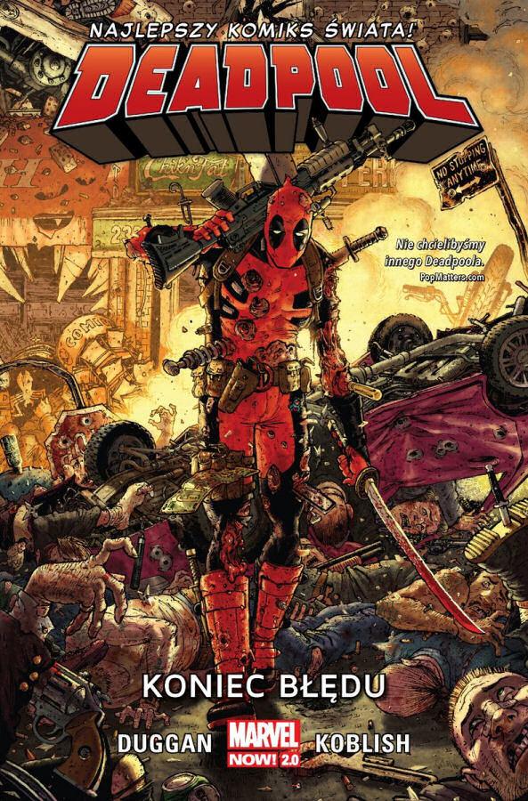 Deadpool Koniec Błędu