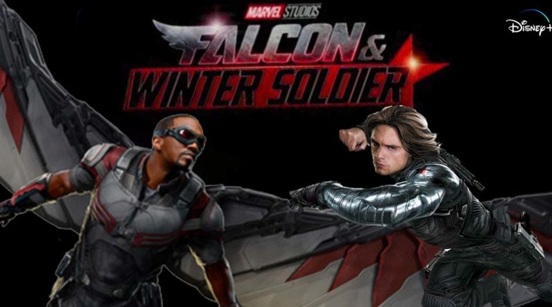 Falcon & Winter Soldier, Disney+, Marvel