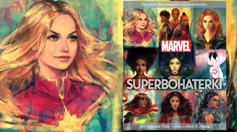 Marvel, Superbohaterki
