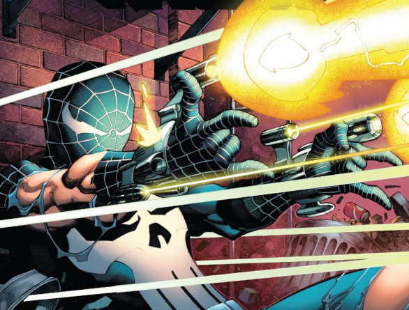 What If, Spider-Man, Punisher