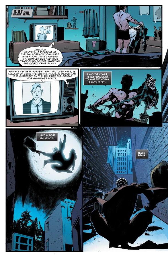 What If, Spider-Man, Punisher