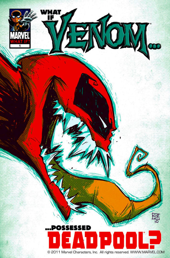 """What If? Venom/Deadpool"" (2010/2011) – Recenzja"