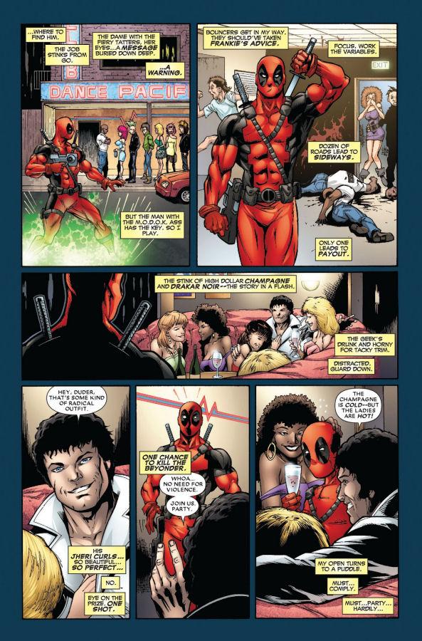 Venom, Deadpool