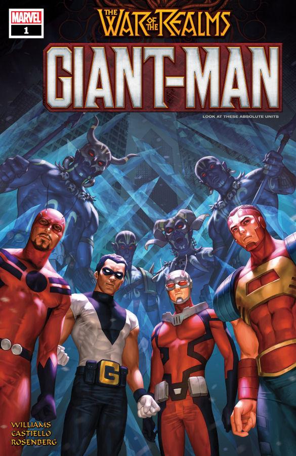 """Giant-Man #1"" (2019) – Recenzja"