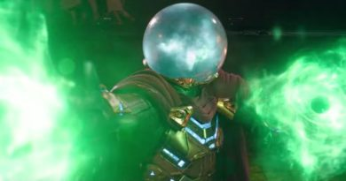 Spider-Man Far From Home, Mysterio