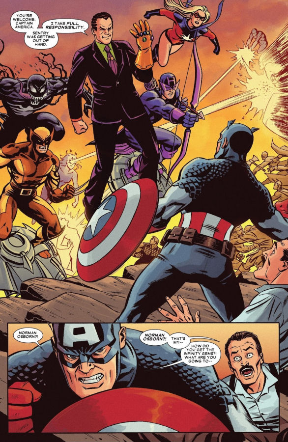 What If Infinity, Dark Reign