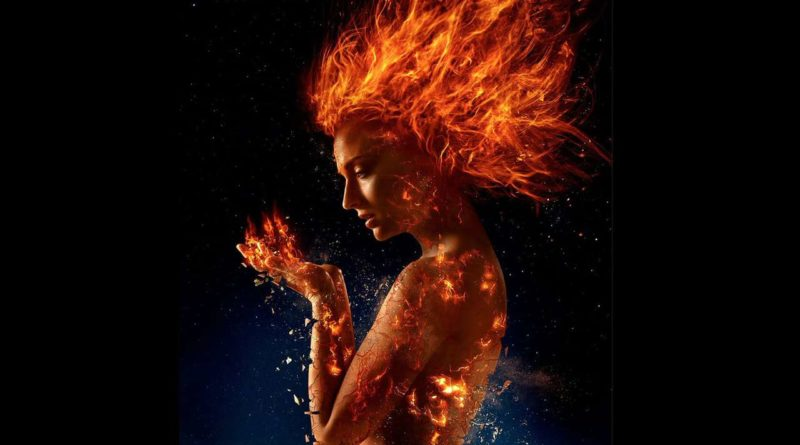 X-Men, Dark Phoenix, Jean Grey, Sophie Turner