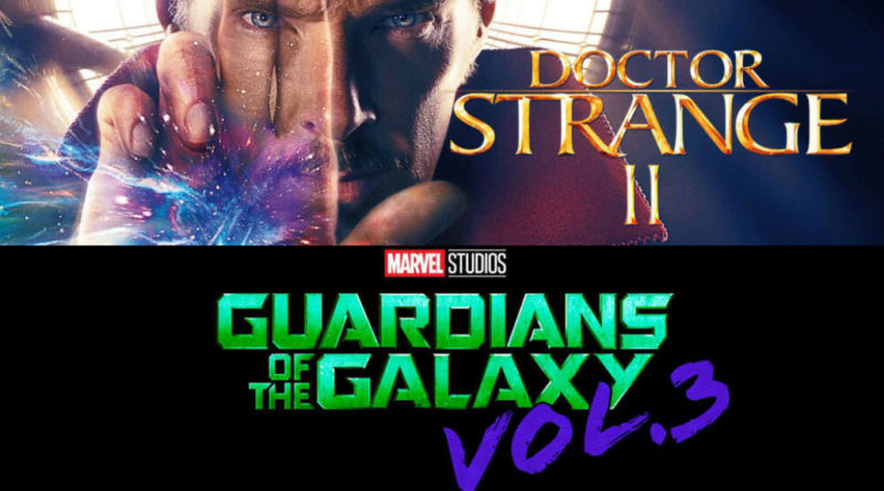 Doctor Strange, Guardians of the Galaxy