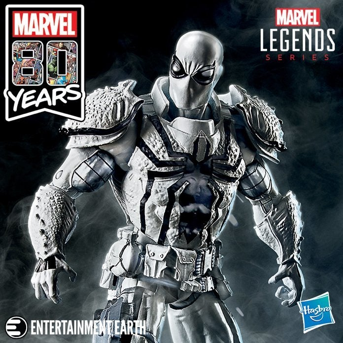Agents Anti-Venom, Marvel Legends