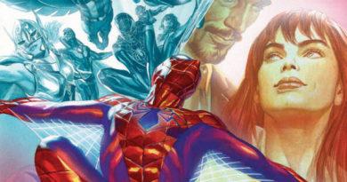 Amazing Spider-Man, Globalna sieć