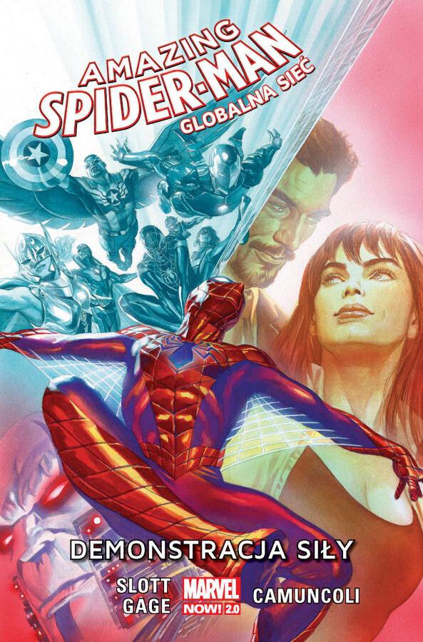 """""""Amazing Spider-Man: Globalna sieć. Demonstracja siły"""" (Tom 3) – Recenzja"""