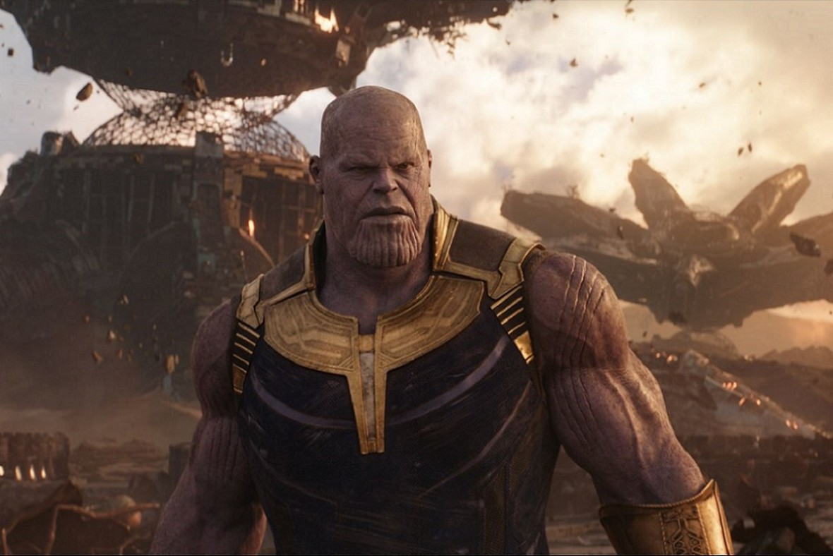 MTV Movie and TV Awards, Infinity War, Thanos, Scenarzyści