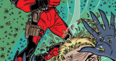 Deadpool Kontra Sabretooth