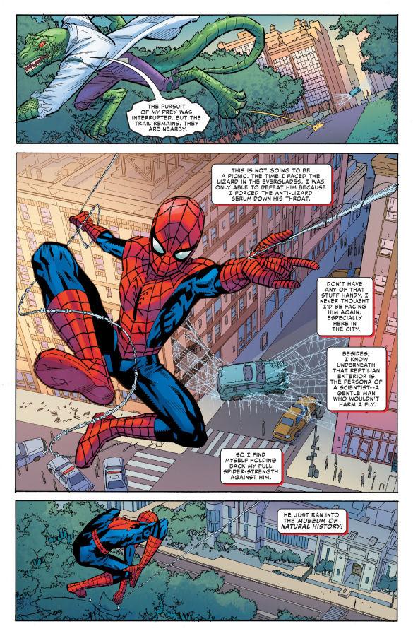 Spider-Man Reptilian Rage