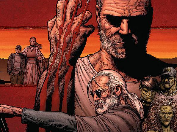 Wolverine, Staruszek Logan, Old Man Logan