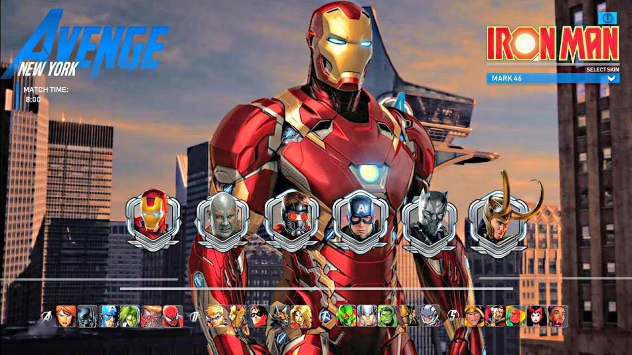 Marvel's Avengers, Square-Enix