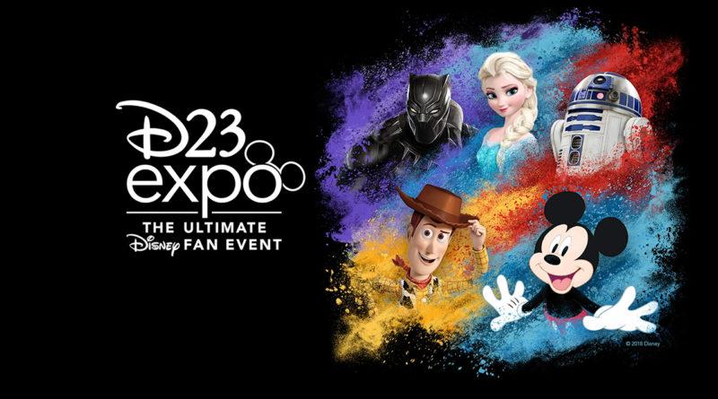 D23, Disney+, Disney