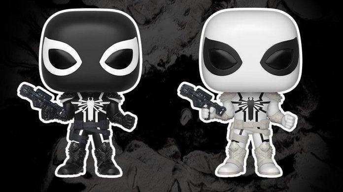 Agent Venom, Agent Anti-Venom Funko Pop
