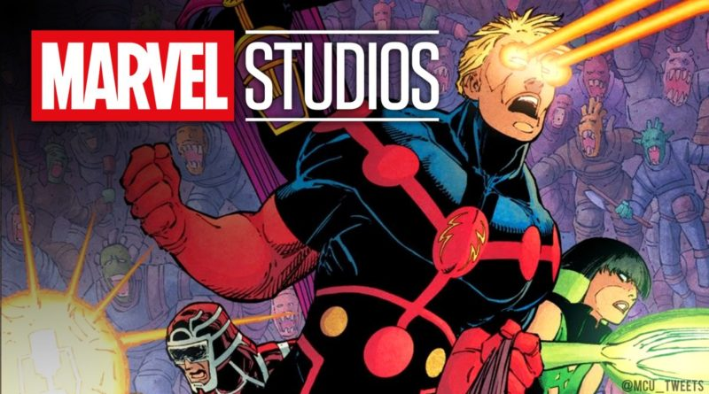 Eternals, Ikaris, Sersi, Marvel Studios