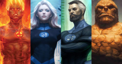 Fantastic Four, Fantastic 4, Fantastyczna Czwórka