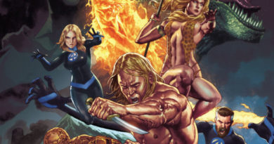 Fantastic Four The Prodigal Sun