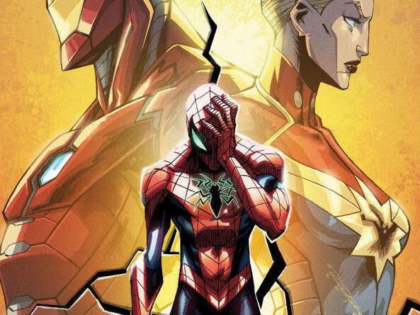 II Wojna Domowa, Amazing Spider-Man