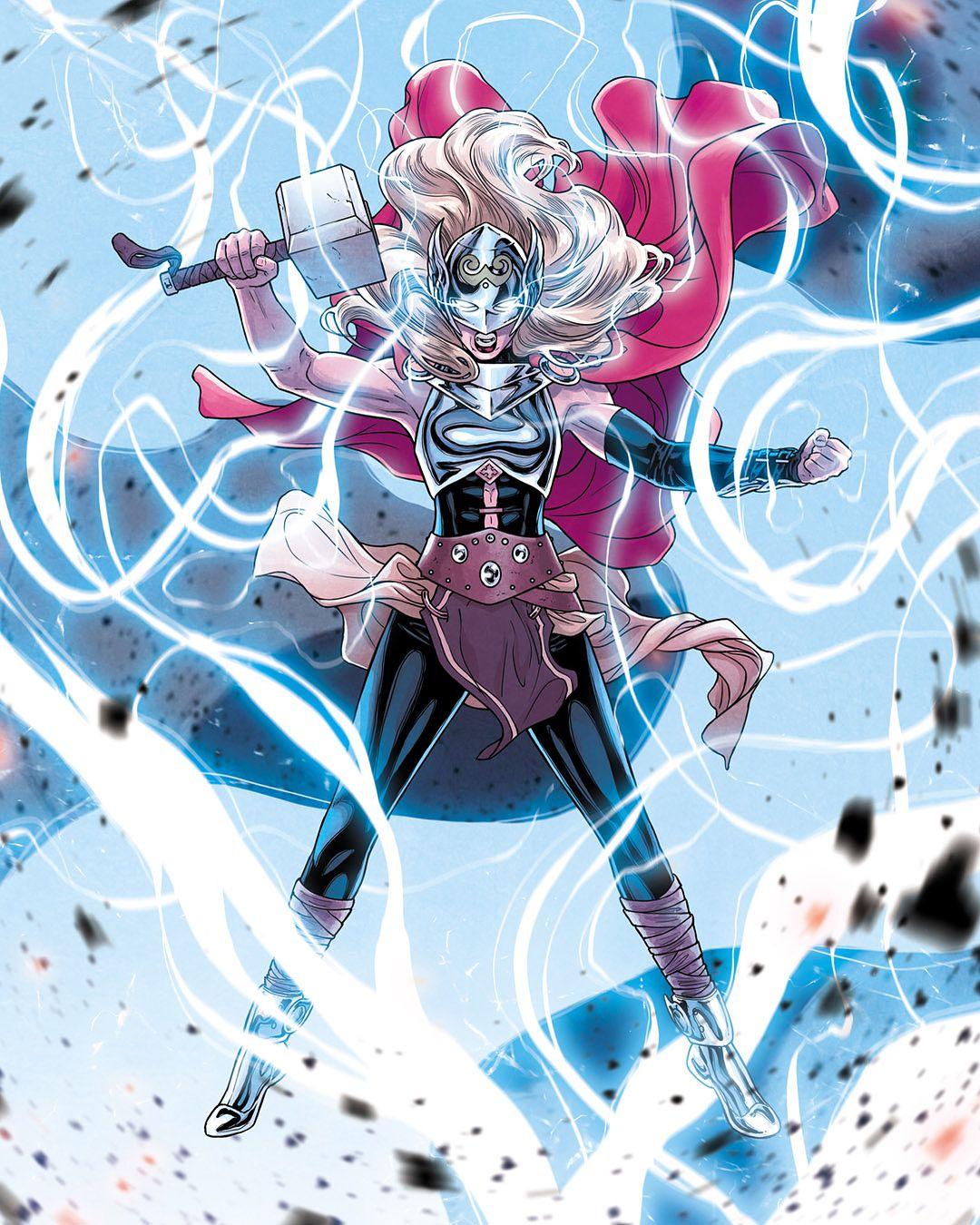 Jane Foster, Thor