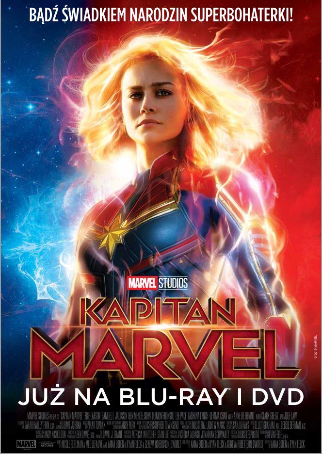 Kapitan Marvel, Captain Marvel, Plakat, Galapagos