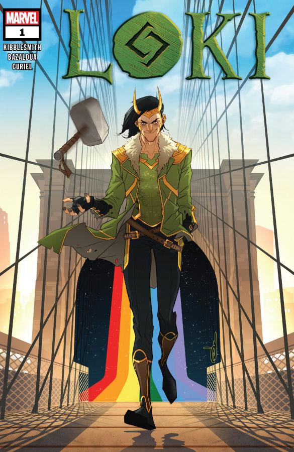 """Loki Vol. 3 #1"" (2019) – Recenzja"