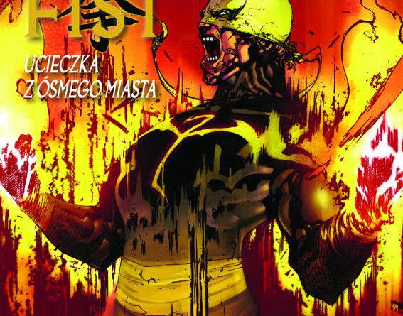 Niezwyciężony Iron Fist, Danny Rand, Iron Fist, Mucha Comics