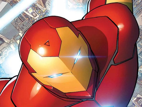 Niezwyciężony Iron Man, Invincible Iron Man