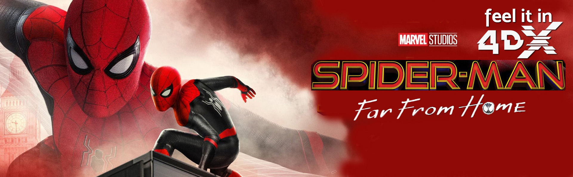 Spider-Man: Far From Home, Spider-Man
