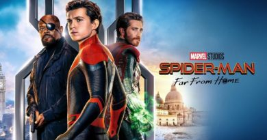 Spider-Man: Far From Home, Spider-Man, Mysterio, Nick Fury