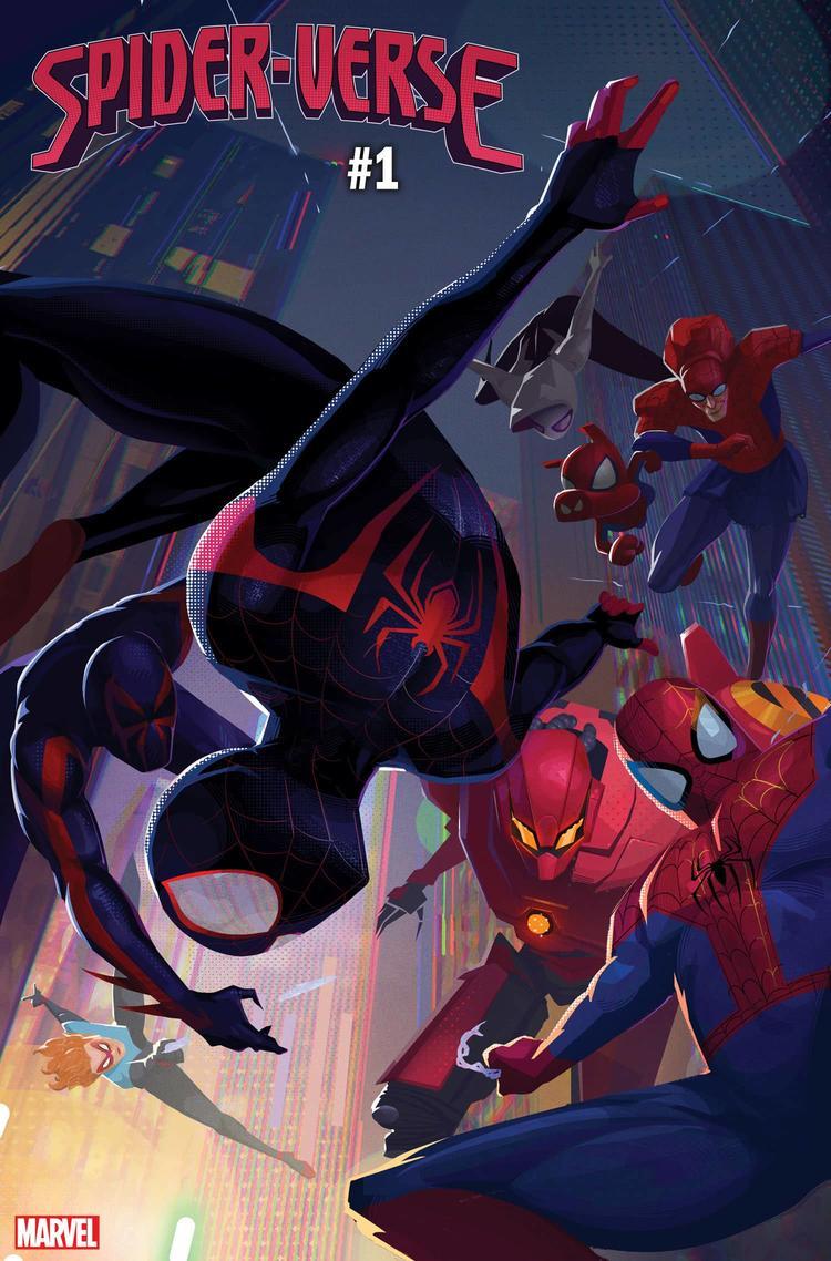 Spider-Man, Spider-Verse