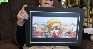 The Amazing Stan, Stan Lee