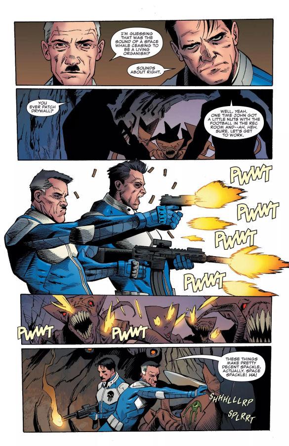 The Punisher, Punisher, Frank Castle