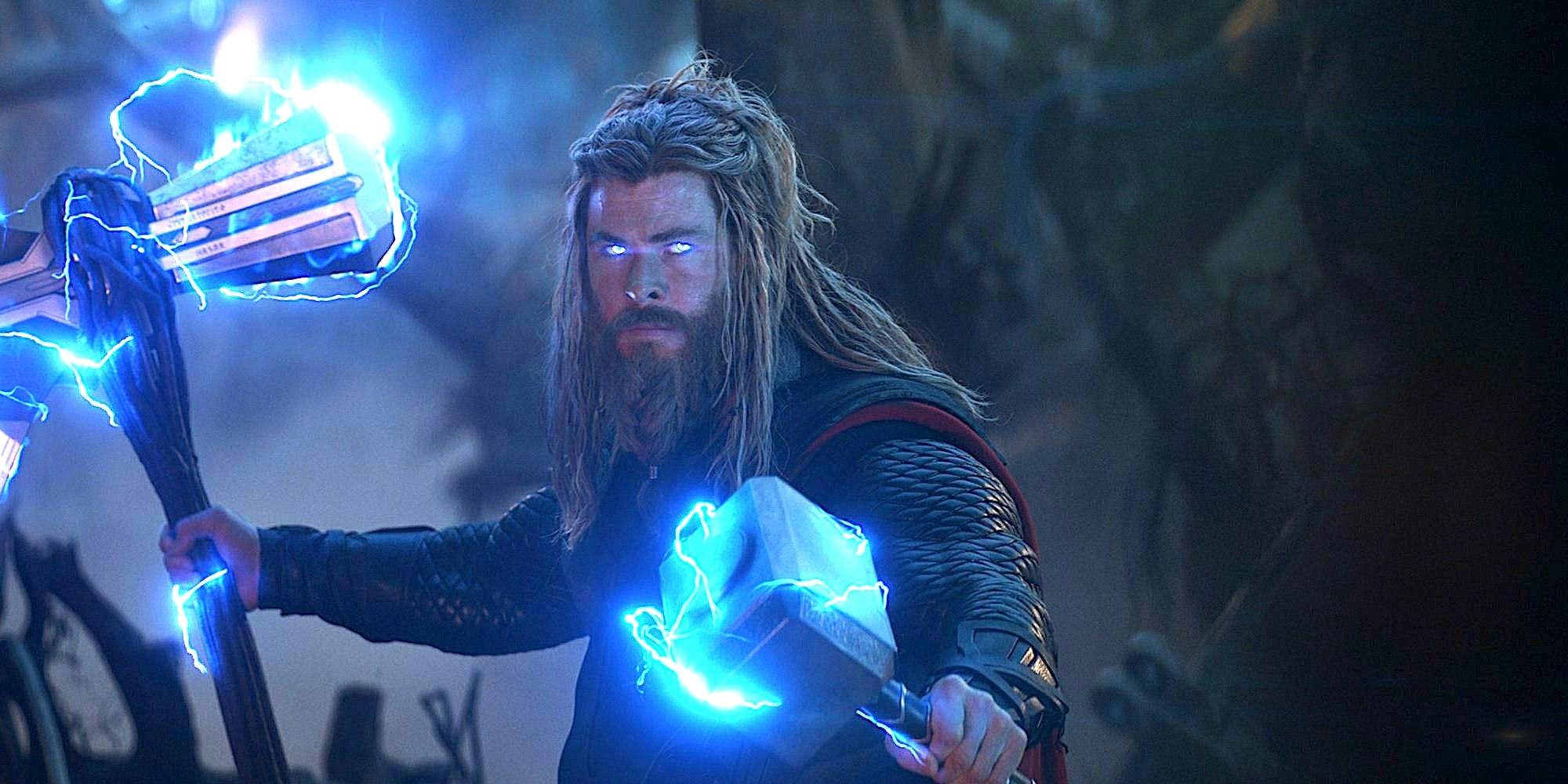Thor, Avengers Endgame, BroThor