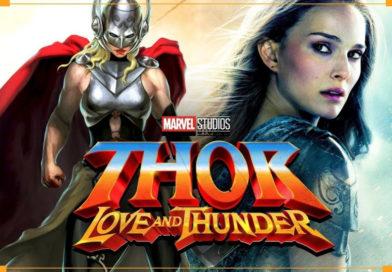 """Natalie Portman o przygotowaniu do roli Jane w """"Thor: Love and Thunder"""""""