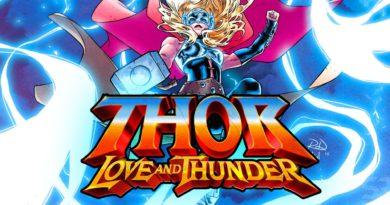 Thor Love and Thunder, Thor, Love and Thunder, The Mighty Thor, Jane Foster, Taika Waititi