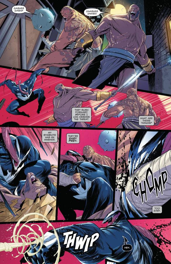 Venom Annual