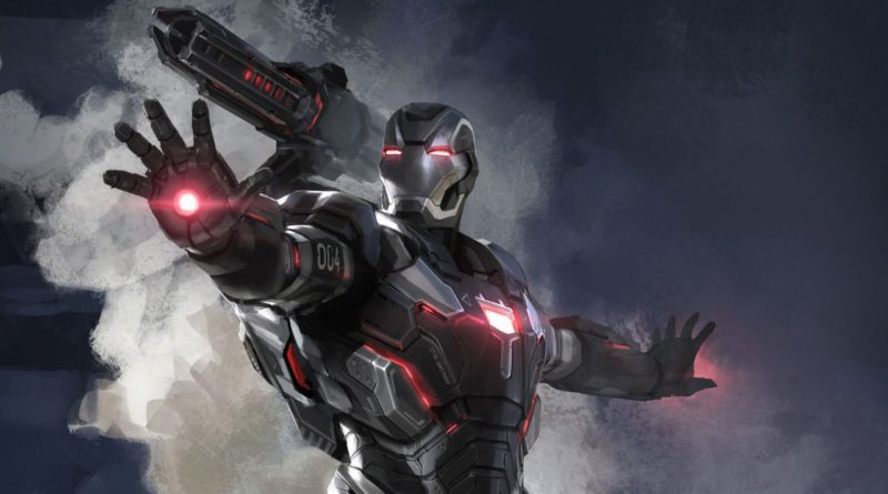 War Machine, James Rhodes, Rhodey
