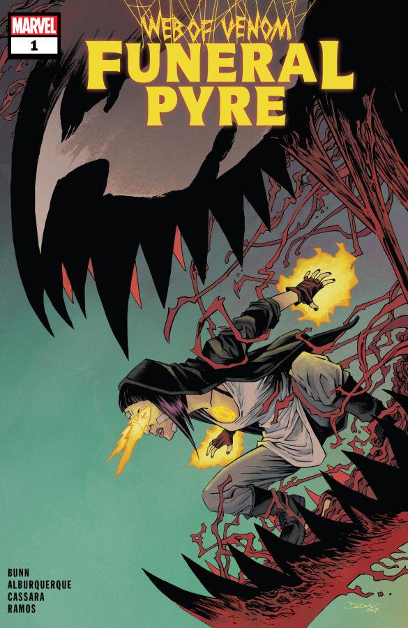 Web Of Venom, Funeral Pyre, Web of Venom: Funeral Pyre