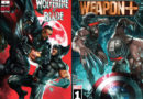 """Wolverine Vs. Blade #1"" & ""Wolverine & Captain America: Weapon Plus #1"" (2019) – Recenzja"