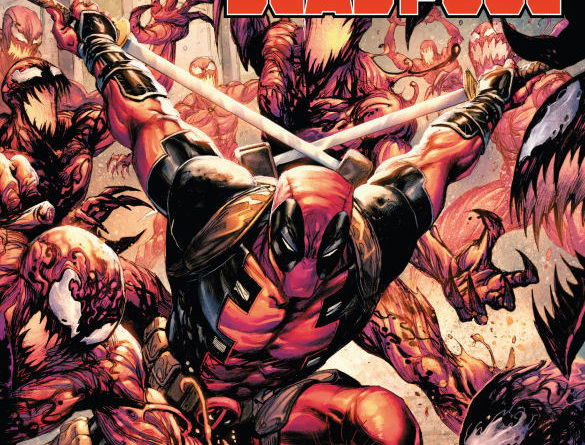 Carnage, Deadpool, Absolute Carnage